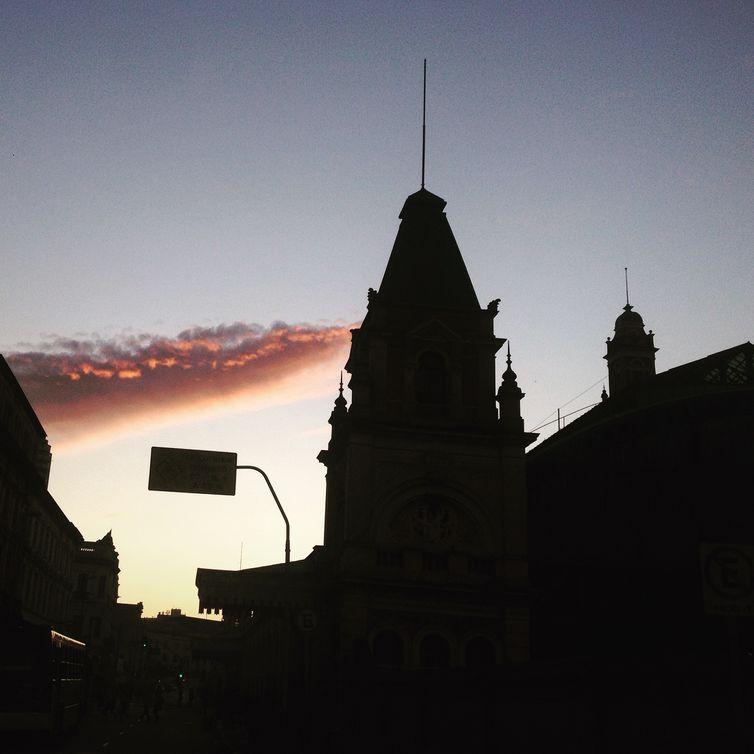 Exposição  Labirinto em Mim reúne fotografias de cenas da região da Luz, no centro de São Paulo.