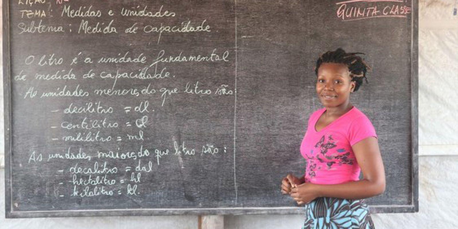 © Acnur/Omotola Akindipe Falado em cinco países africanos, no Brasil, Portugal e Timor-Leste, o português tem ainda milhões de falantes em países como Estados Unidos, França e África do Sul, que concentram grandes diásporas lusófonas.