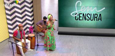 """Cantora Lizza Dias lança EP """"Caboclinhas"""""""
