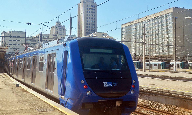 Trens Supervia Rio de Janeiro