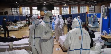 """TV Brasil exibe o documentário """"Quarentena"""", sobre a situação da pandemia do Coronavírus em Wuhan, na China"""