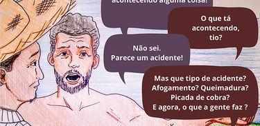 Cartilha SOS Beiradão