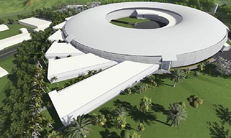 Projeto Sirius_Campus do CNPEM
