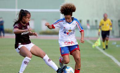 Bahia  0 x 1 Ferroviária - Brasileiro Feminino - futebol