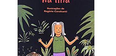 Capa do livro Clarinha na Ilha