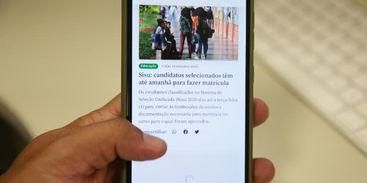 EBC lança novo site da Agência Brasil