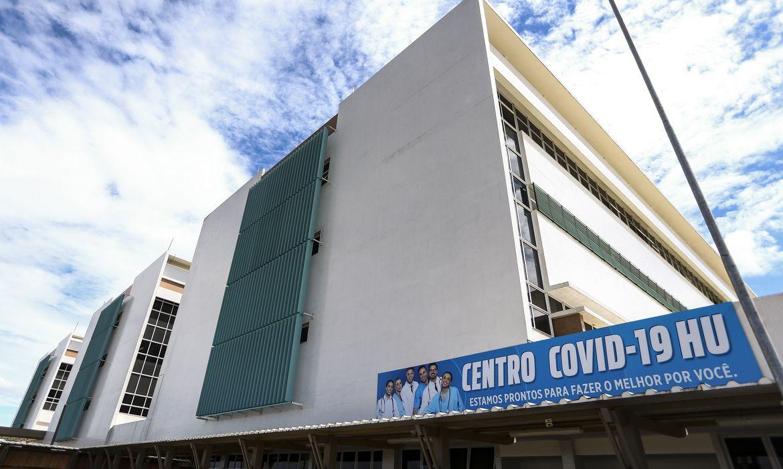 Centro Covid19 do Hospital Universitário de Macapá, referência no tratamento da doença.