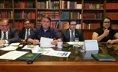 Live da semana Presidente Jair Bolsonaro, 10/12/2020