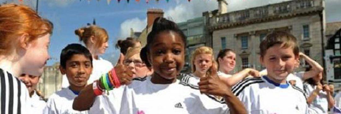 Grã-Bretanha tem na educação a base para o esporte