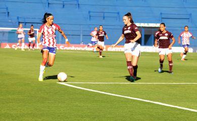 Ferroviária (Guerreiras Grenás ) levam goleada de 4 a 0 do Libertad/Limpeño na estreia da Libertadores Feminina, em 06/03/2021