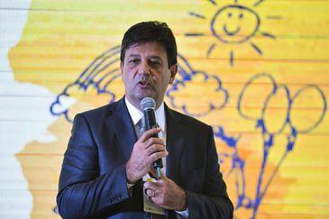 Luiz Henrique Mandetta participa do Seminário Internacional da Primeira Infância