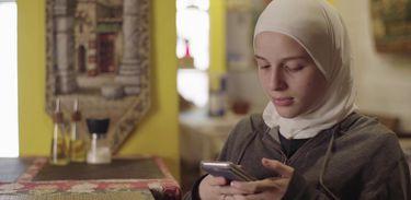 Yara é uma jovem muçulmana