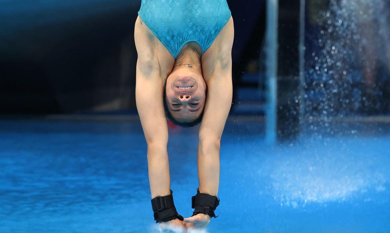 Ingrid Oliveira - Plataforma de 10m