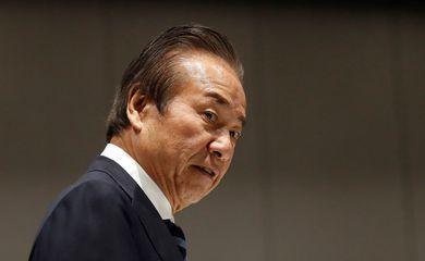 Jogos Olímpicos deTóquio, Haruyuki Takahashi,  comitê organizador de Tóquio, Tóquio 2020