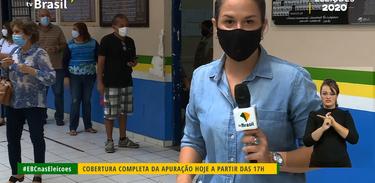 Beatriz Gomes nas Eleições 2020