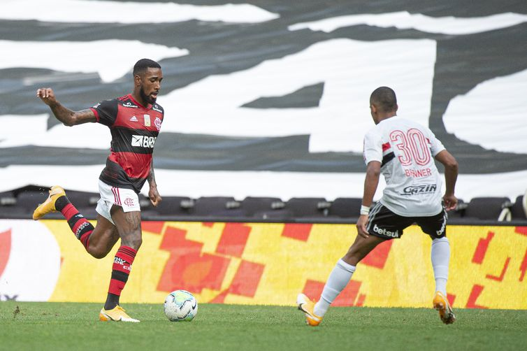 Flamengo é goleado pelo São Paulo em pleno Maracanã
