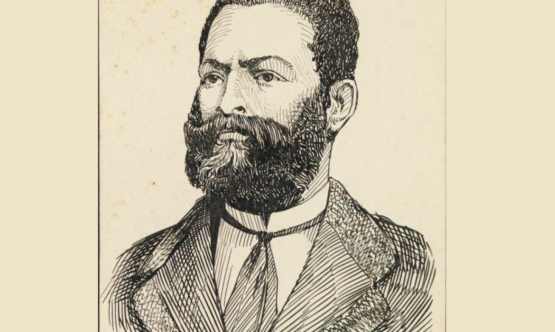 Luiz Gama foi um intelectual negro no Brasil no século XIX.