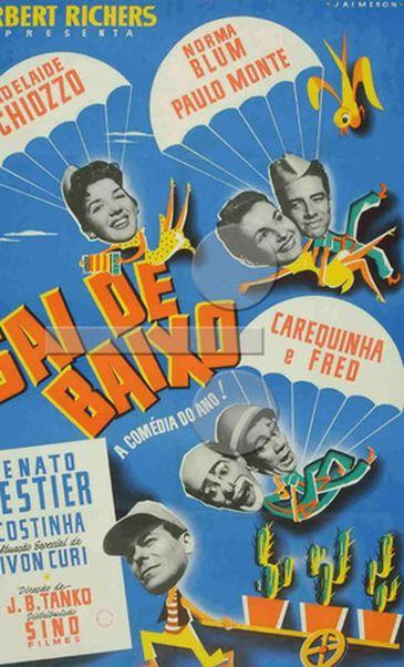 Filme Sai de Baixo (1956)