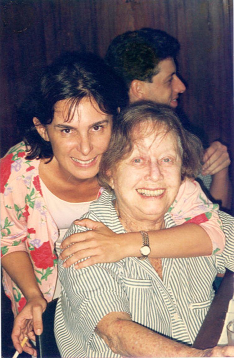 Maria Clara Machado e Cacá Mourthe /