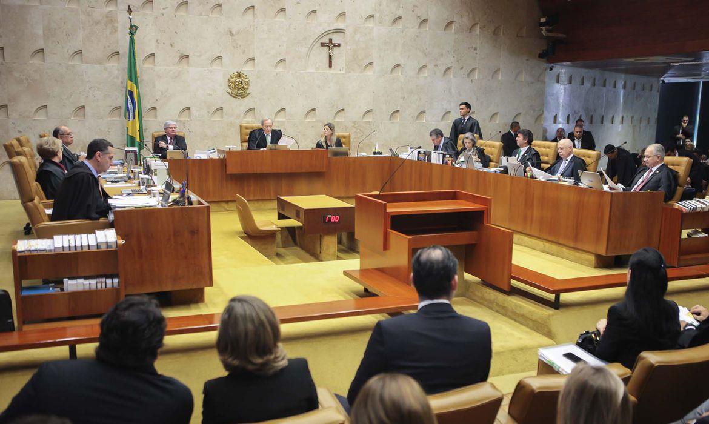 Plenário do Supremo Tribunal Federal