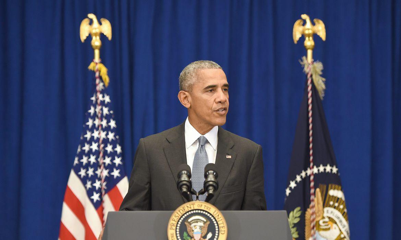 Barack Obama fala sobre os ataques a Nova York e Nova Jérsey na assembleia da ONU