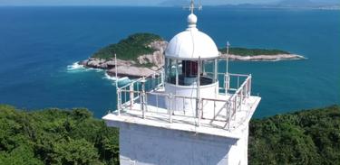 Farol de Macaé, no Rio de Janeiro