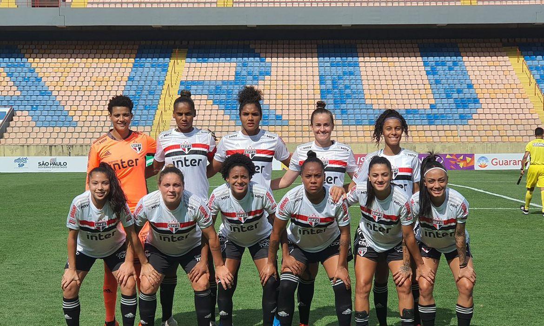 são paulo, futebol feminino