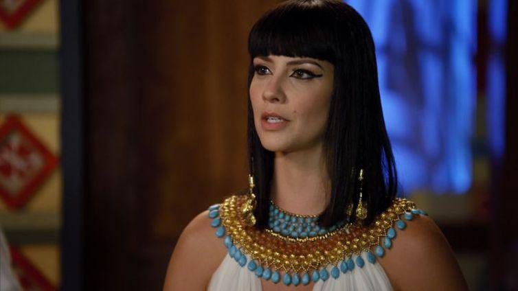 Nefertari fala com Ramsés