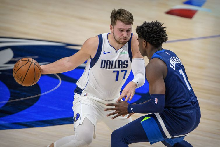 Luka Doncic, Dallas Mavericks, nba