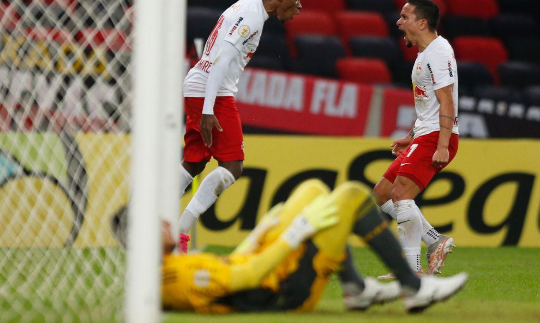 Brangantino vence Flamengo por 3 a 2 no Maracanã - Brasileiro - em 19/06/2021