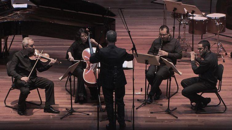 Conjunto mexicano Cepromusic no Partituras