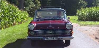O modelo automobilístico Opel Kapitän foi a personificação do milagre econômico alemão