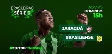 Jaraguá x Brasiliense