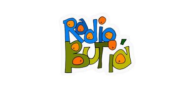 Rádio Butiá - logo da emissora