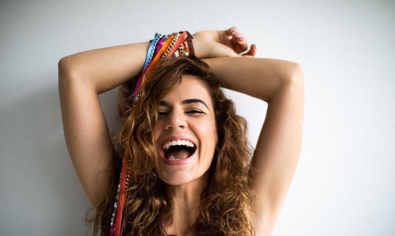 Cantora Mariana Aydar