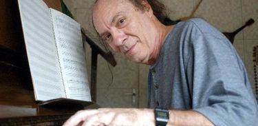 Compositor Jorge Antunes completou 75 anos em 2017