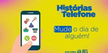 Histórias por telefone