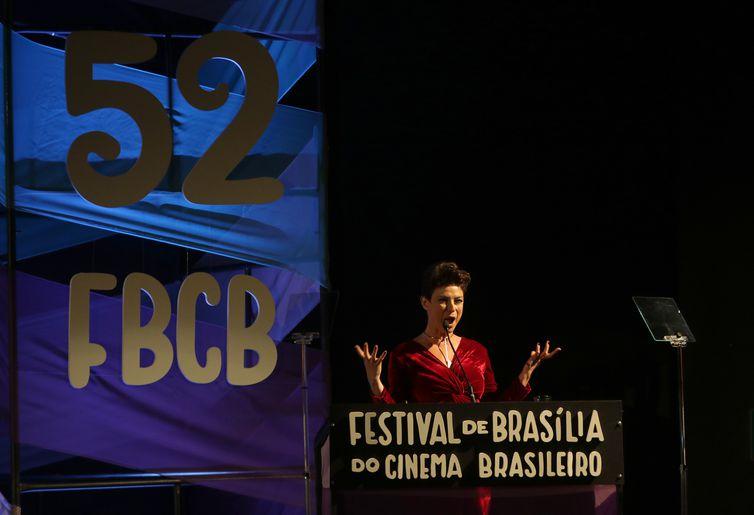 Abertura do 52º Festival de Brasília do Cinema Brasileiro