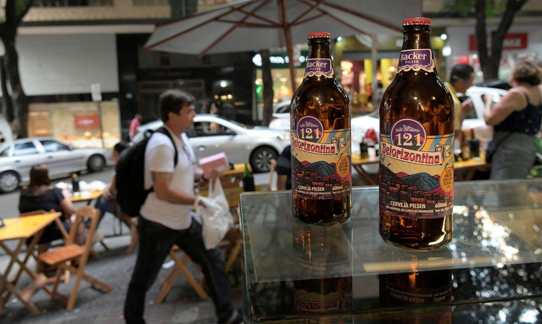 Belorizontina Backer Cerveja