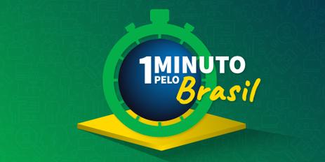 "EBC estreia projeto ""Minuto pelo Brasil"" na segunda-feira (11)"