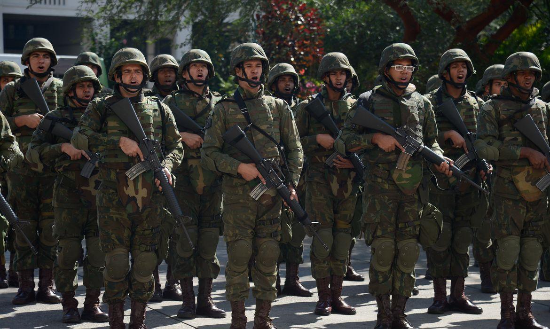 Resultado de imagem para forças armadas brasil