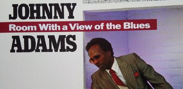 CD JOHNNY ADAMS ROOM WITH A VIEW OF THE BLUES