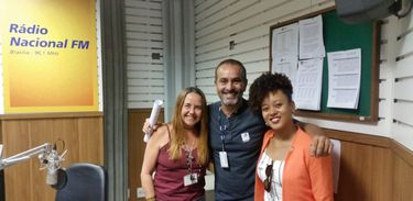 Cantora Vanessa Melo e Ivaldo Gadelha falam sobre Festival Sonora Brasil