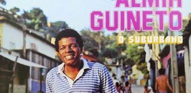 Capa do álbum O Suburbano (Almir Guineto)