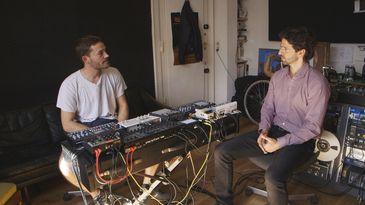 Jonas Kenton fala sobre o Festival Strom