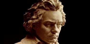 Beethoven - Busto do compositor