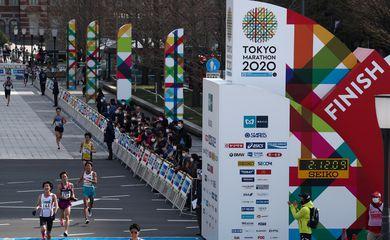 Maratona de Tóquio, atletismo