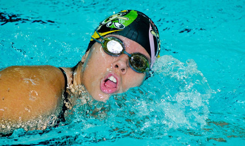 A atleta Edênia Garcia