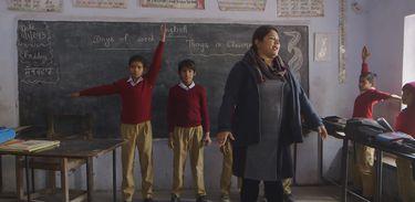 Gaurav adora matemática e aprender sobre ângulos