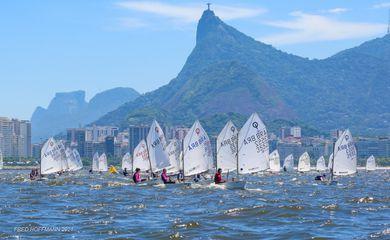 campeonato brasileiro de optimist - RJ - 2020